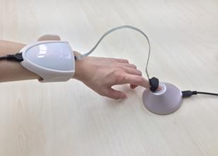 HapLog 手指触觉感应器