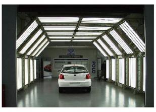 标准光源室